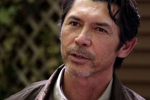 Lou Diamond Phillips Blindspot Interview