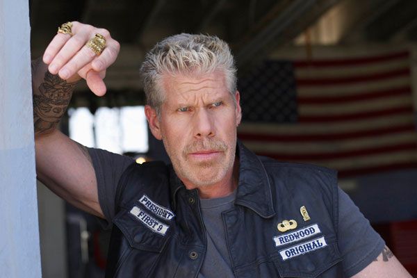 Ron Perlman on 'Sons of Anarchy', How Makeup Helps His ...