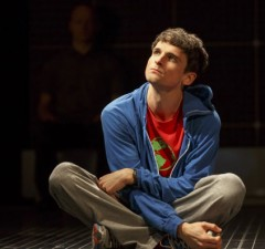 Tyler Lea in Curious Incident of the Dog