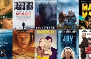 2016 Golden Globe Nominations