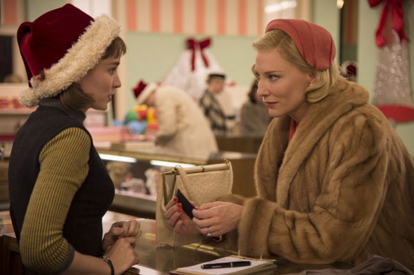 Todd Haynes Screenplay for 'Carol'