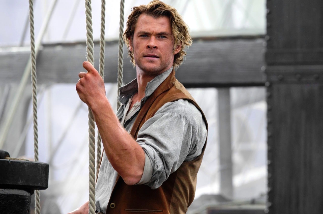 chris hemsworth on his weight loss for  u0026 39 in the heart of
