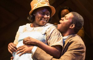 Danielle Brooks in The Color Purple
