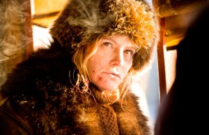Jennifer Jason Leight in The Hateful Eight