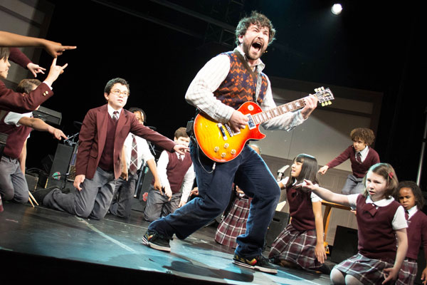 How An Abundance Of Passion Brought School Of Rock Star
