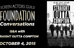 WATCH: Conversations with the Stars of 'Straight Outta Compton'