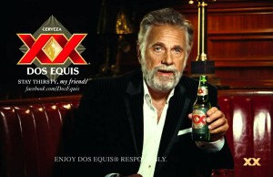 Dos Equis Pitchman