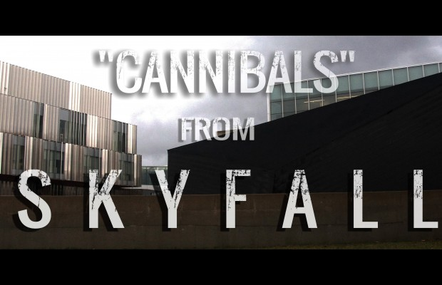 Actor Aaron Williams Creates Another Theatrical Cover From the Film, 'Skyfall'