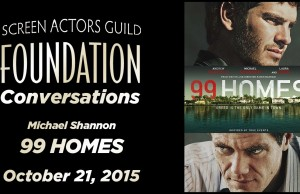 Watch: Conversations with Michael Shannon of '99 Homes'