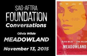 Watch: Olivia Wilde Talks About 'Meadowland'