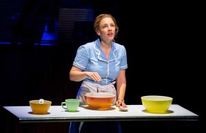 Jessie Mueller in 'Waitress' on Broadway