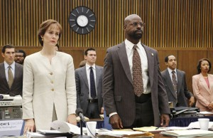 Sterling K Brown in The People vs OJ Simpson