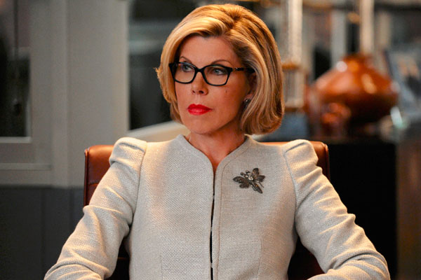 Christine Baranski on the End of 'The Good Wife' and Going ...