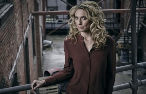 Claudia Black Containment Interview
