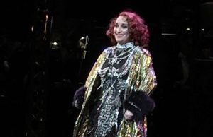 Ria Jones Sunset Boulevard understudy for Glenn close