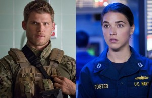 The Last Ship - Travis Van Winkle and Marissa Neitling WonderCon Interview