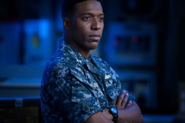 Jocko Sims Interview at WonderCon 2016