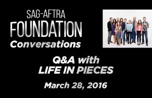 Watch: SAG Conversations with the Cast of 'Life in Pieces'