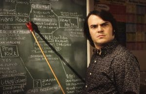 Monologue from 'School of Rock'