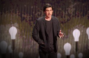 Adam Driver's Ted Talk: His Time in the Marines and Becoming an Actor