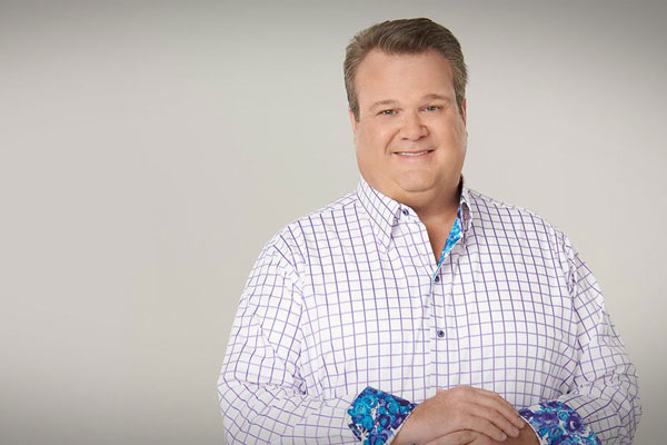 Eric stonestreet on why he 39 s an actor and his voiceover for Eric stonestreet house