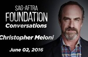 Watch: SAG Conversations with Christopher Meloni