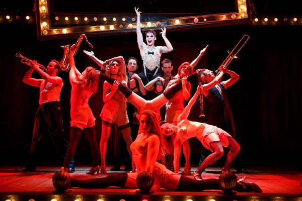 Roundabout Theatre COmpany's Cabaret