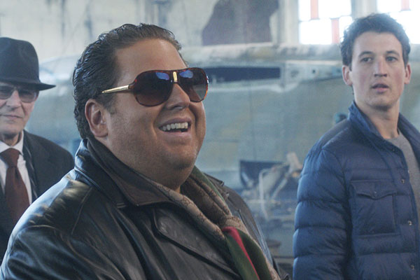 Jonah Hill Talks 'War Dogs' and Getting into Character by Listening to ...