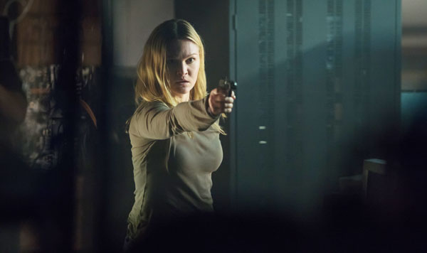 Actress Julia Stiles in 'Jason Bourne'