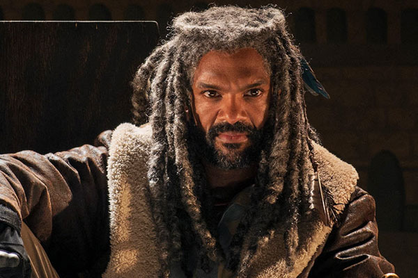 Khary Payton On His Walking Dead Audition Quot It Was One