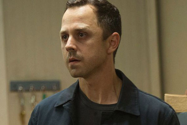 why giovanni ribisi never intended to do a show like