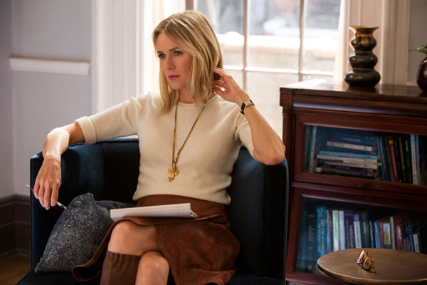 Naomi Watts On Gypsy Twin Peaks And When She Says