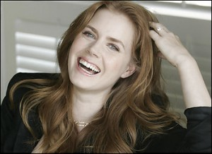Amy Adams on Going to Hollywood and Learning on the Job