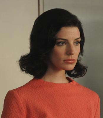 Jessica Pare in Mad Men