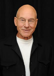 Patrick Stewart Vocal Tips for actors