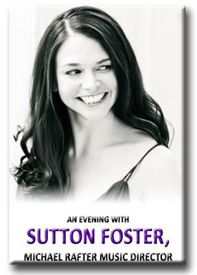 Sutton Foster's Advice on Keeping Roles 'Fresh'
