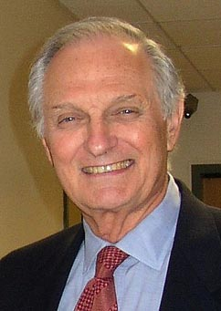 Actor Alan Alda