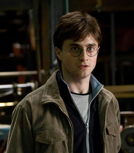 """Daniel Radcliffe Used Radiohead to Prepare for """"Harry Potter"""""""