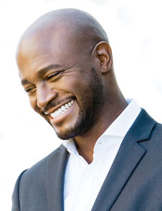 Taye Diggs Going Back To His Roots In A Series Of Cabaret