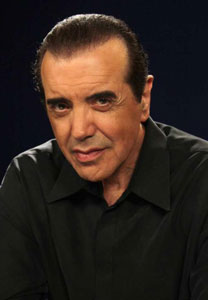 Chazz Palminteri Dispenses Advice to Young Actors and Wants Them to Send Him Their Monologues