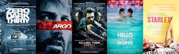 best-movies-of-2012