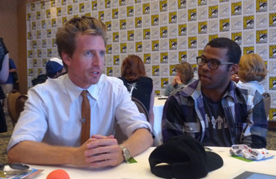 josh-meyers-jordan-peele-the-sidekick-comic-con