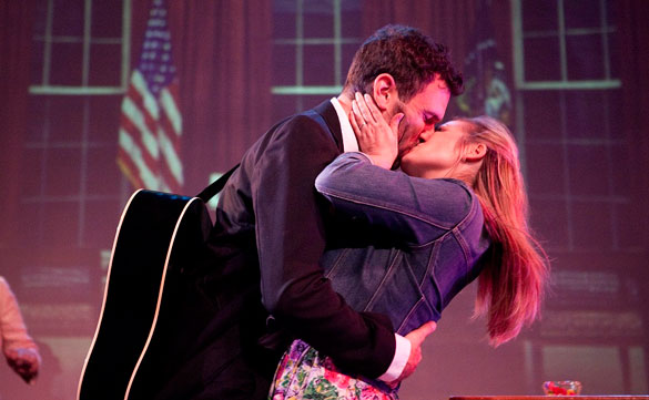 Wedding-Singer-secret-theatre-review