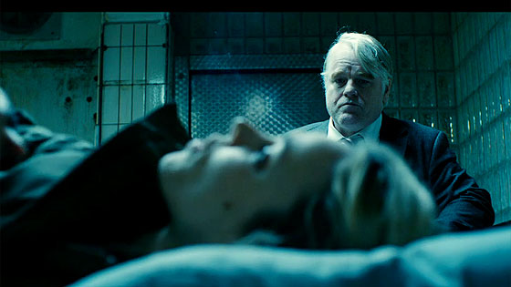 Trailer for A Most Wanted Man starring Philip Seymour Hoffman