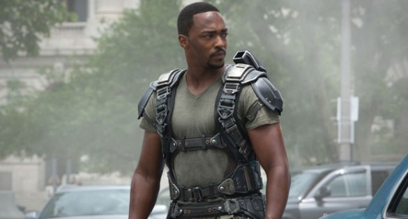 """Anthony Mackie on Playing The Falcon in 'Captain America: The Winter Soldier': """"I feel like to be in a Marvel franchise can only help me in my career and help me as an actor"""""""