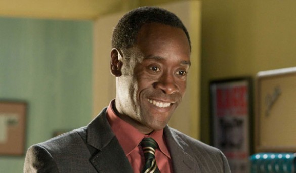 """Don Cheadle's Advice to Actors: """"Be writers first"""""""