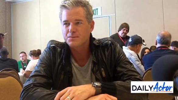 """Interview: The Last Ship's Eric Dane: """"I try not to base my characters on anything other than the circumstances that are given"""" (video)"""