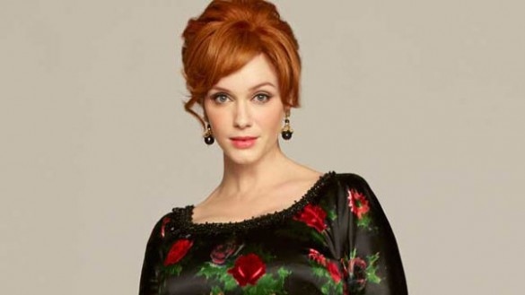 Christina Hendricks' Agency Dropped her When She Accepted the Role of Joan in 'Mad Men'