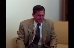Watch: Steve Carell's 'Anchorman' Audition