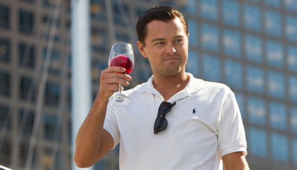 Leonardo DiCaprio's Acting Coach Larry Moss on DiCaprio's Performances in 'The Aviator' and 'The Wolf of Wall Street'
